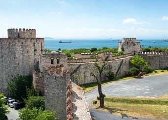 Yedikule-Fortress