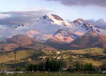 Mount-Erciyes