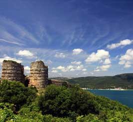 Yoros-Castle